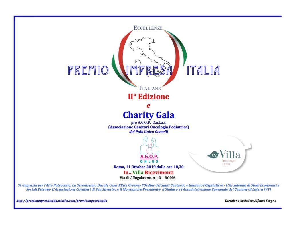 premio impresa italia 2019 spettinati